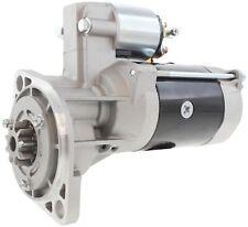 New Starter for Thermo King Misc. Equipment Yanmar 482 Diesel 1996 129685-77011