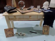 Everything a Witch could need Dollhouse Miniatures 1:12 scale Halloween