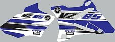 Graphics for 2002-2014 Yamaha YZ85 YZ 85 shrouds Decal Stickers
