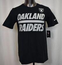 Nike NFL Mens Oakland Raiders Football Shirt NWT M