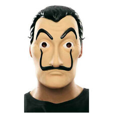 La Casa De Papel mask  Salvador Dali 2018