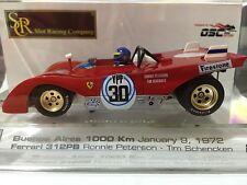 03101 SRC FERRARI 312PB BUENOS AIRES 1,000 km 1972  SLOT CAR 1:32