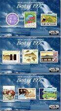 NEW ZEALAND 1997 'BEST OF 1997' SET OF 3 MINI SHEET (UHM)
