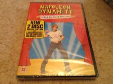 Napoleon Dynamite 2 Disc Special - Region 2 Pal DVD - Brand New / Factory Sealed