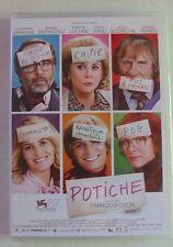 DVD POTICHE - Catherine DENEUVE / Gérard DEPARDIEU / Fabrice LUCHINI - NEUF