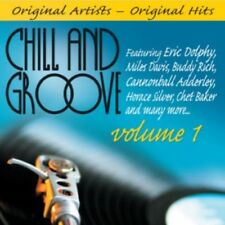 Chill And Groove CD, vol 1, Various Artists, new & sealed,