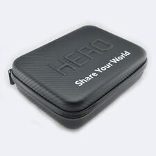 M carbon fibre storage bag collection box for GOPRO HERO 6/5/4/3+/3/5 4 sesson