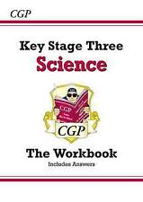 KS3 Science Workbook (with Answers) by Paddy Gannon (Paperback, 1999)
