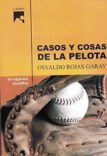 CASOS Y COSAS DE LA PELOTA Beisbol  Baseball  Cuba Cuban