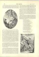 1897 Queenstown FARO GALLEGGIANTE Puffin RELITTO MME archeologo di dieulafoy