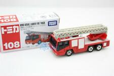 Takara Tomica Tomy #108 Hino Ladder Fire Truck Scale1/139 Diecast Toy Car Japan