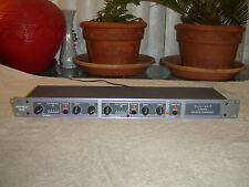 Aphex 108 Easyrider, 2 Channel Automatic Compressor, Vintage Rack, As Is, Repair