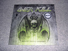Overkill - White Devil Armory (2LP, Gold Vinyl, 100 Copies, New & Sealed)