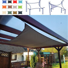 More details for waterproof outdoor shade sail patio suncreen awning garden sun canopy uv