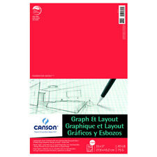 CANSON/FILA CO 100510874 FOUNDATIONS GRAPH AND LAYOUT CROSS SECTION 4/4 GRID ...