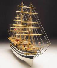 Mantua Amerigo Vespucci Construction Plans Set Only - Model Boat Scratch Build
