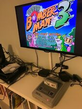 Bomberman 3 Super Nintendo SNES