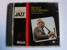 "BENNY GOODMAN - CD ATLAS JA-CD France 2007 coll ""Les génies du Jazz"" VOL II no 7"