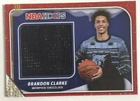 2019-20 Panini NBA Hoops Holiday Rookie Winter Sweaters BRANDON CLARKE RC #RSBCL