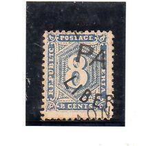 Liberia Valor del año 1882 (CY-790)