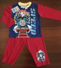 Thomas the Tank Engine Cotton Pajama Sets for Boys