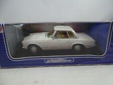MERCEDES BENZ 280 SL Cabriolet HT 1/18 Anson 30380 Auto Miniatur Sammlung
