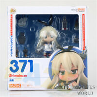 "Nendoroid 371 Kantai KanColle Shimakaze 4"" PVC  Action Figure Model Toy In Box"