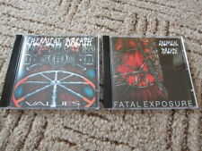 Chemical Breath 2CD Set Fatal Exposure + Values