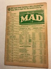 MAD #19 (MAGAZINE)  GOOD GD 1.8 1955 KURTZMAN-ELDER- JACK DAVIS-WALLY WOOD