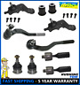 9Pc Suspension Kit for Toyota Tacoma 1998-2004 RWD Upper & Lower Ball Joints
