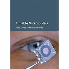 Tunable Micro-optics Hardcover Cambridge University Press 9781107032453