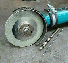 "115mm Tungsten grinder sharpener 4.5""cutter.Slitter Hard grinding disk"