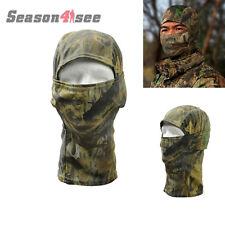 Airsoft Full Fask Hunting Mask Hood Veil Tactical Balaclava Mountain Hiking Camo