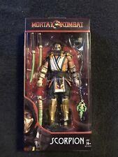 McFarlane Toys Mortal Kombat GameStop Exclusive Scorpion Action Figure