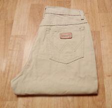 Wrangler Jeans W29 L32, beige, neuwertig, High Waist