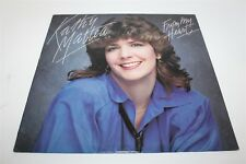 Kathy Mattea From My Heart LP Vinyl Record VG+/VG+ US Pressing 1985