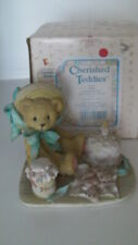 CHERISHED TEDDIES ANNA BIRTHDAY BOXED