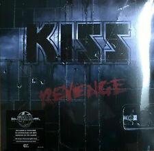 Kiss Revenge Ltd Vinile LP 180 Grammi Nuovo Sigillato