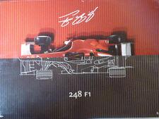 L6234 Hotwheels Mattel Ferrari 248 F1 Michael Schumacher 7 times Champion