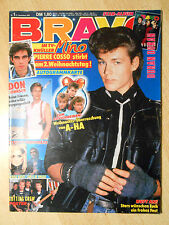 Bravo 1/1987 Chris de Burgh, Bon Jovi, Samantha Fox - TOP
