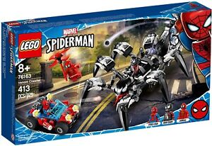 Lego@ Marvel Super Heroes Venom Crawler (76163) - Fast Dispatch Free P&P