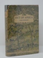 Isak Dinesen / Blixen - Out of Africa - HCDJ 1st 1st First STATED - Basis Film