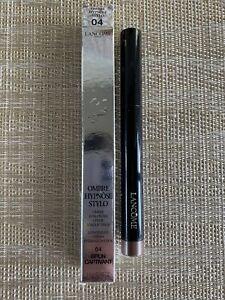 Lancome Ombre Hypnose Stylo Long Wear Cream Eyeshadow Stick 04 Brun Captivant