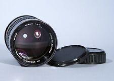Pentax PK Vivitar 135mm f/2.8 TELE veloce focale fissa KOMINE * adattarsi alle REFLEX DLSR