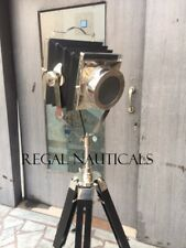 Nautical Collectible Hollywood Spot Light Floor Lamp With Tripod Stand Lamp