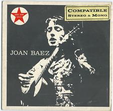 "JOAN BAEZ    ""House Of The Rising Sun""   60's US Vanguard 7"" P/C EP Vinyl"