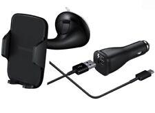 Smartphone Halterung + KFZ Ladegerät Samsung KFZ-Summerpack EE-V200 & EP-LN1915U