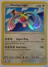 Shining Lugia SM82 Promo Pokemon Card.