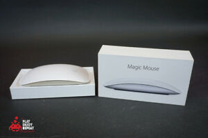 Genuine Apple Magic Mouse 2 Wireless Bluetooth A1657 White FAST FREE UK POSTAGE