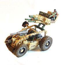 Juguetes Hasbro Gi Joe Desert Jeep vehículos con misiles, armas y Figura